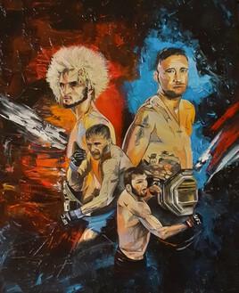 MMA - UFC 254 -