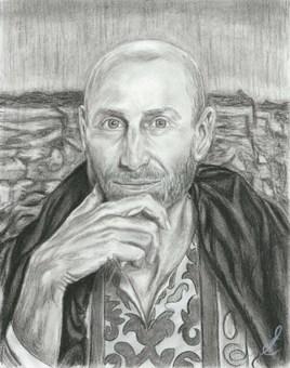 Jean, évangéliste  (interprété par Marcel Pomerlo)