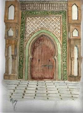 La porte des soupirs