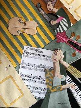 Les Musiciennes
