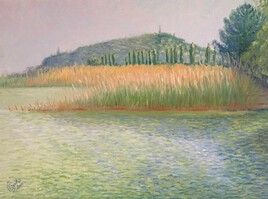 Avril au lac Balaton
