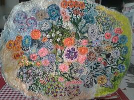 Buisson de fleurs