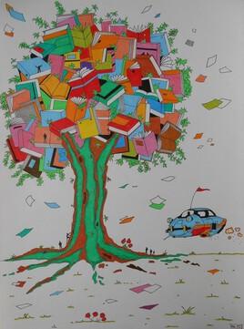l'arbre à livre