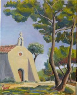 Chapelle Sainte Croix, Vaison-la-Romaine
