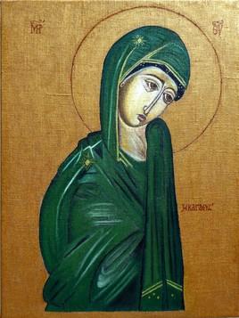 Vierge de Katafygi dite du Refuge