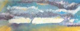 Taches de soleil, 1989-90.