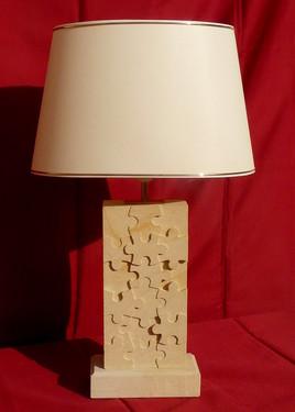 Lampe puzzle