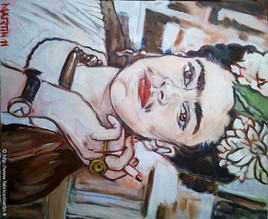 Frida (2011) by Fabrice MARTIN