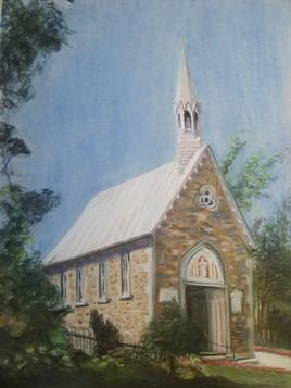 Chapelle Ste-Anne, Varennes Québec
