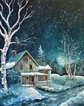Calme hivernal