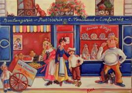 La Boulangerie 1900