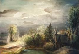 Lumière avant l'orage