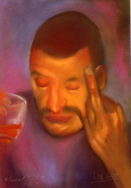 Alcool (vos gueules les mouettes)