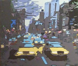 Yellow Cabs I