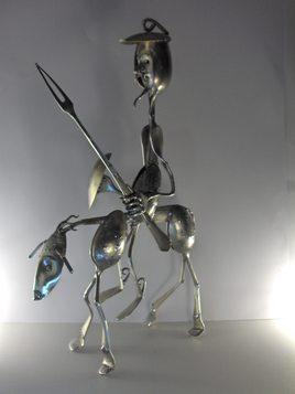 Le légendaire Don Quichotte