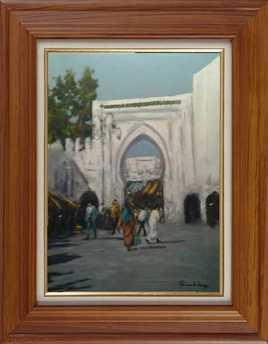 Ancien médina. Maroc