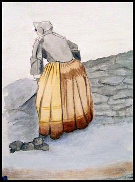 Au pays breton.