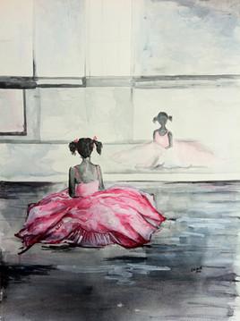 Léa - Ballerina Girl (2012)