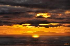 SKYE SUNSET 2