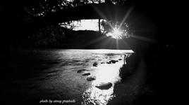 Le calme de la Saône