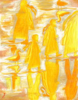 Marcheurs solaires