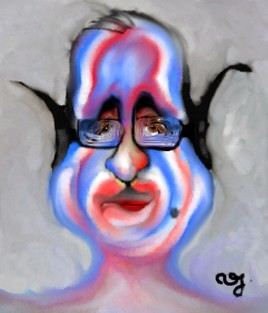 Caricature François Hollande