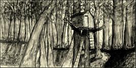 La petite cabane.