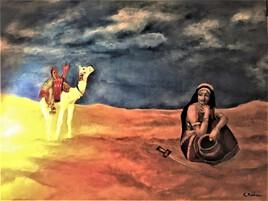 """""""L'enfant du vent et du sable"""""""