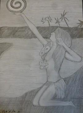 Mésoké... dancing stares women