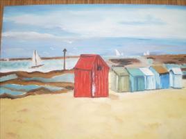 bord de plage