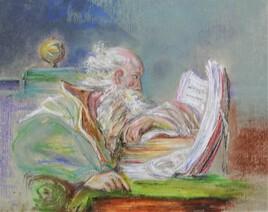 le vieux philosophe