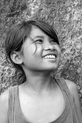 Portraits d'Asie 7  (Kampot - Cambodge) tirage dibond® 40 x 60 cm