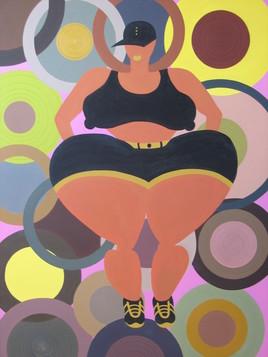 HANDBAG WONDER WOMAN By Nea Borgel