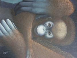 le Bébé singe