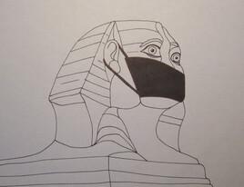 Le Sphinx deguisé