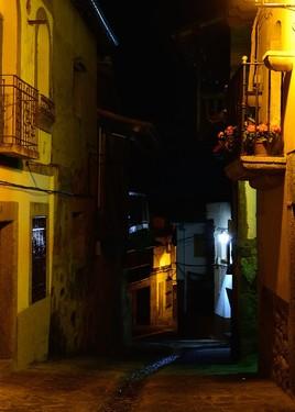 Por las calles de Valverde