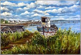 épaves de bateaux en bretagne (nouvelle version)