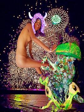 Carnaval en riant