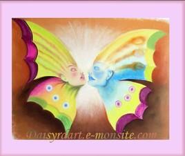 L' Amour papillon