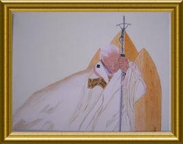 Jean Paul II / Souffrance