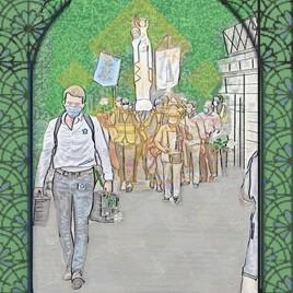 Pèlerinage M de Marie 2020 - Montmartre 15 août