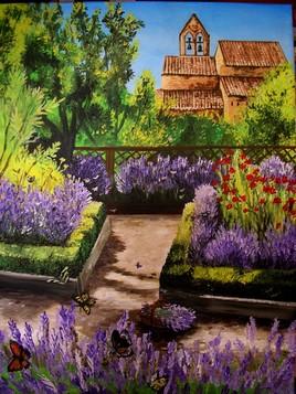 Jardin Lavande