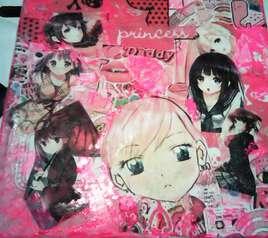ambiance manga girly