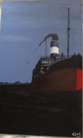 Cargo crépuscule