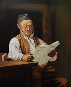 Le vieux lecteur