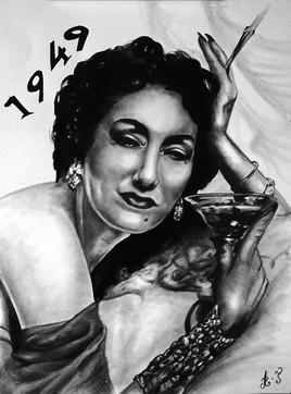 1949-Gloria Swanson dans Boulevard du crépuscule