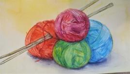 pelotes et crochets