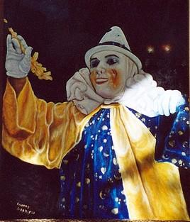 Pierrot (carnaval de Limoux)