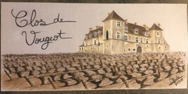 Souvenir de Bourguignonne - Clos de Vougeot