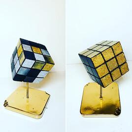 Rubix Cube Ludivine Dess